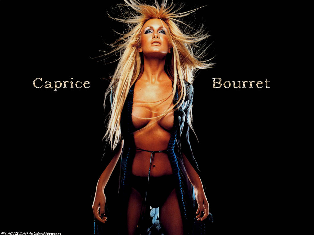 Caprice Bourret - Wallpaper Colection