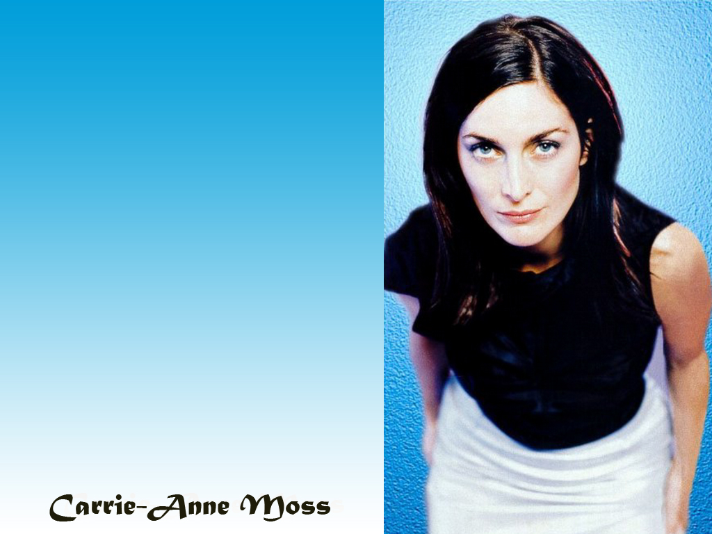 Carrie-Anne Moss - Picture Colection