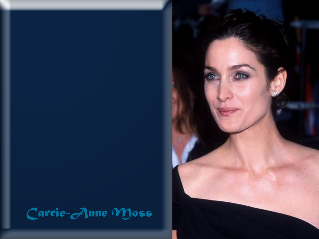 Carrie Anne Moss - Picture