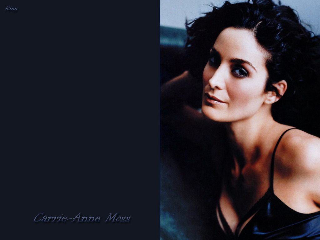 Carrie Anne Moss - Gallery