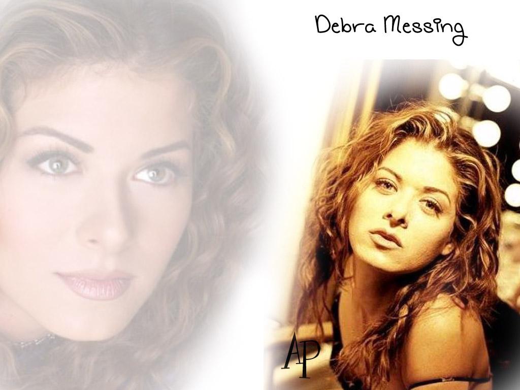 Debra Messing - Wallpaper