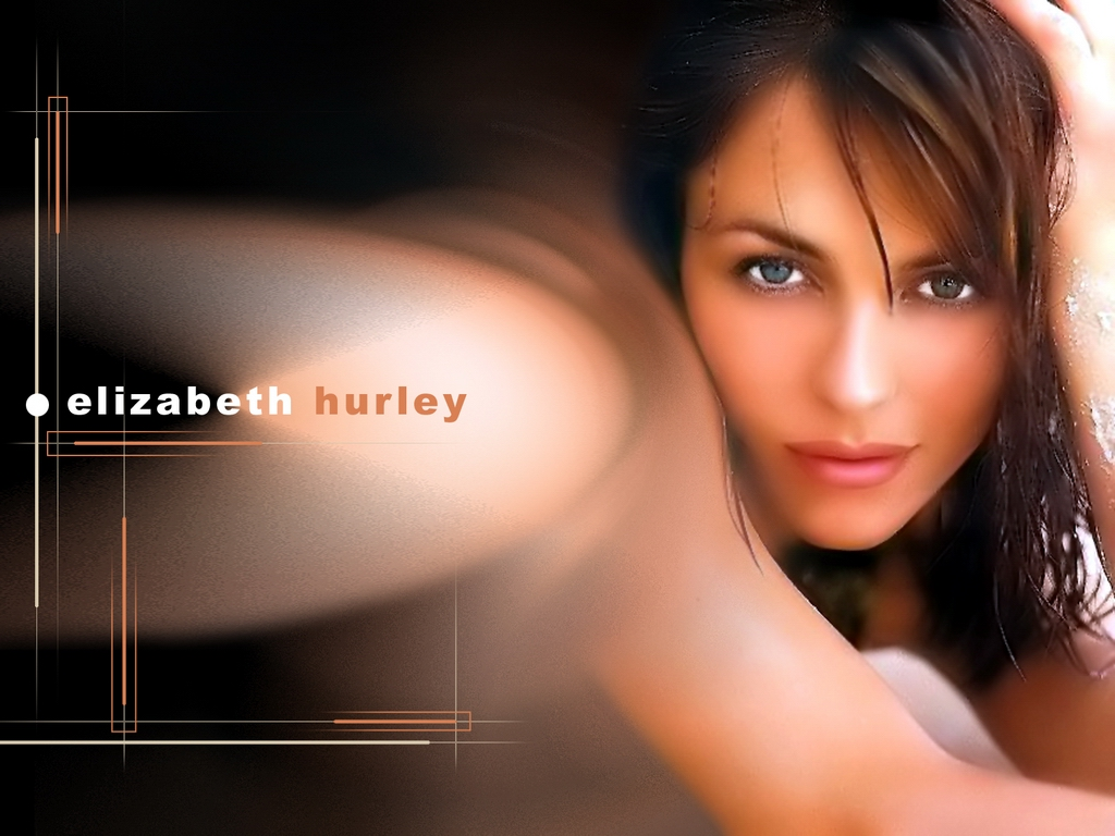 Related Elizabeth hurley wallpapers