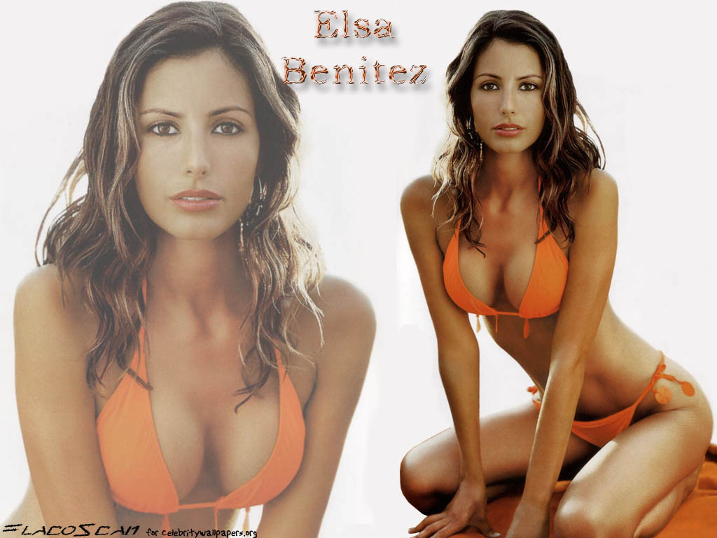 Elsa Benitez - Wallpaper Actress