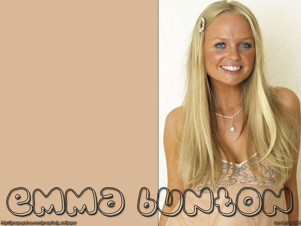 Emma bunton Wallpapers... Eva Longoria