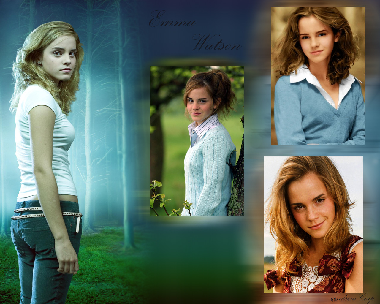 This Emma watson 8565 wallpaper viewed 4927 persons.