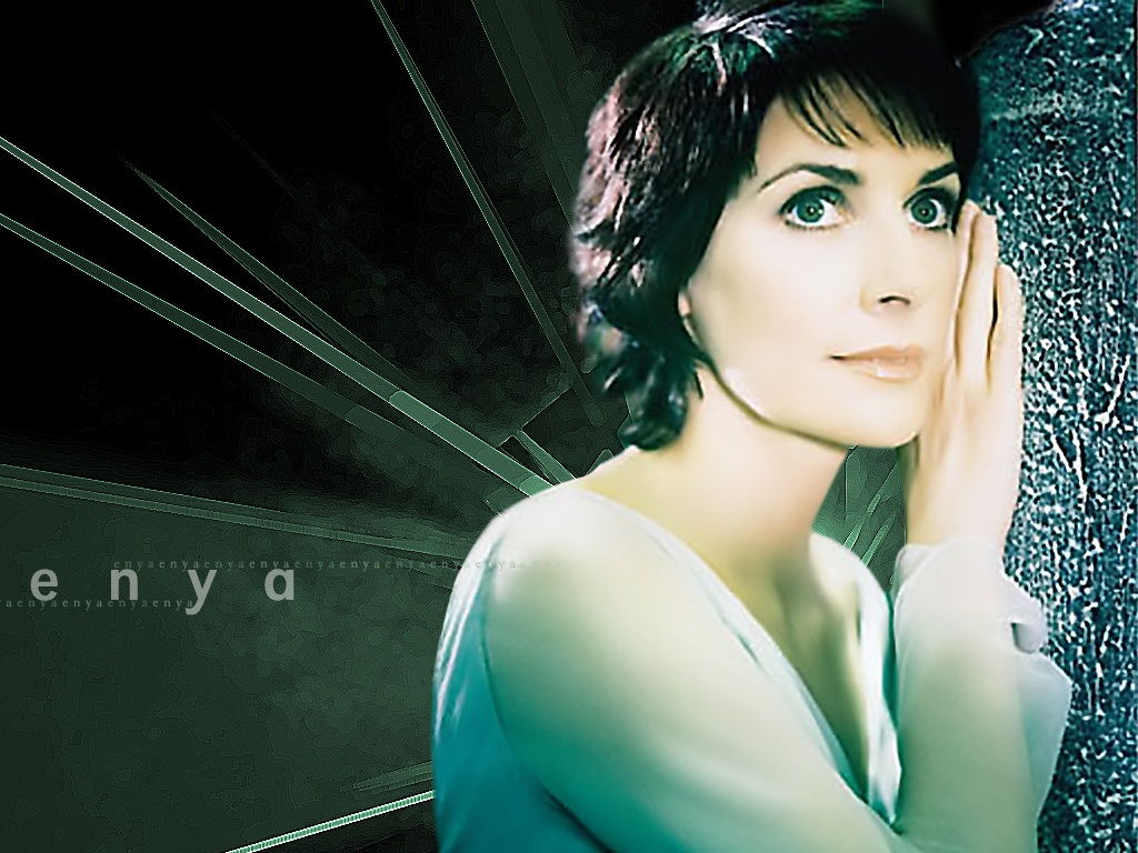 Celebrity wallpapers Enya