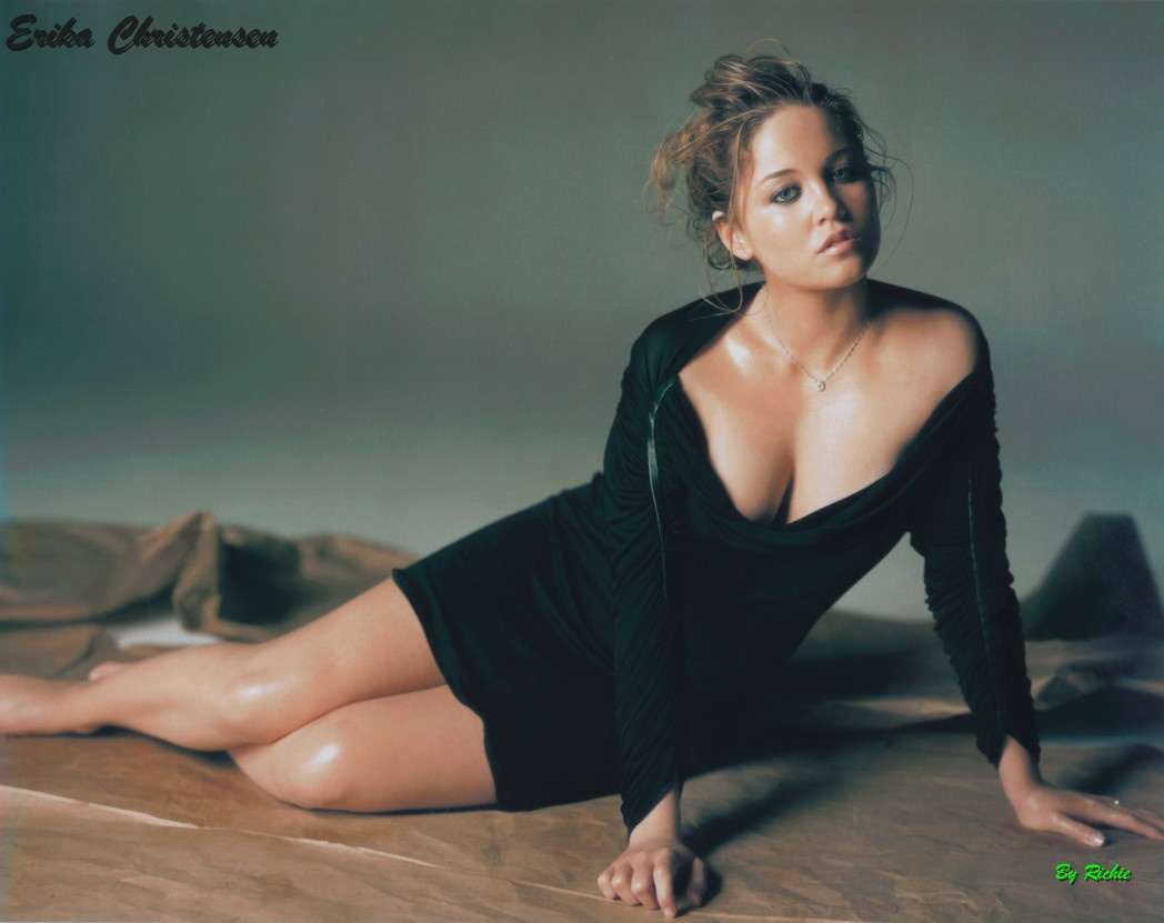 Erika Christensen Hot