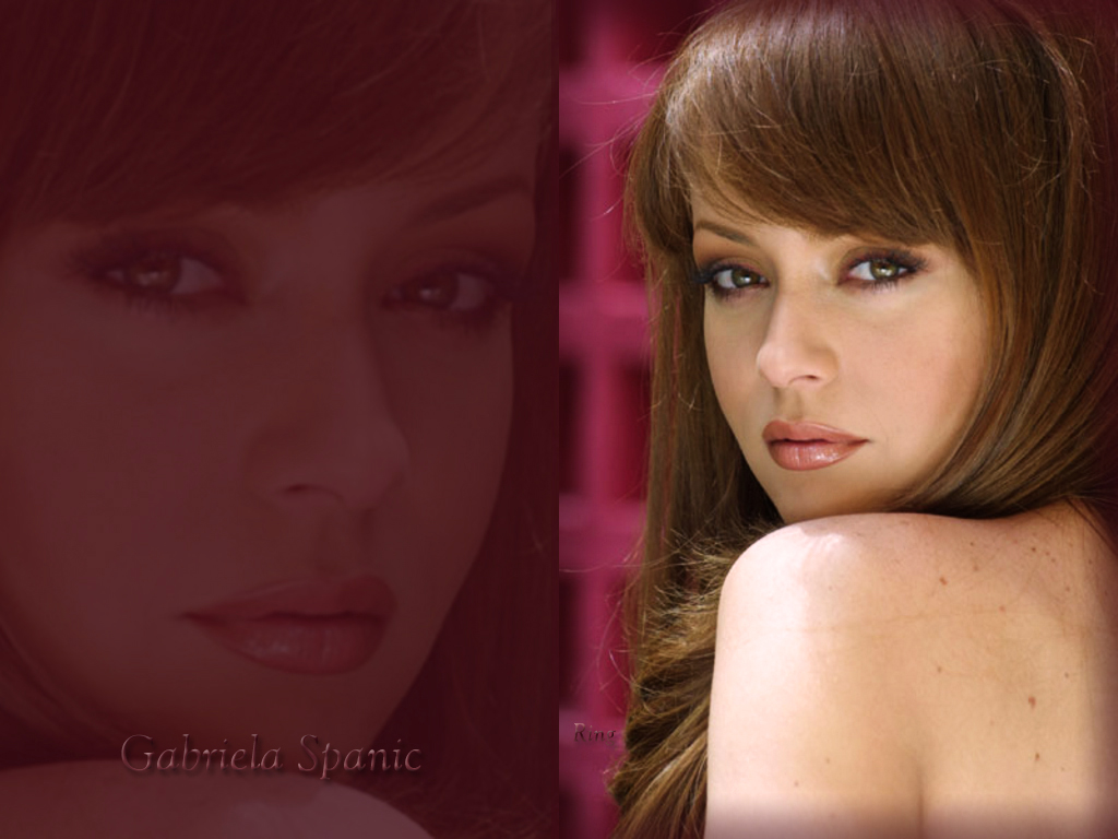 Gabriela Spanic - Wallpaper Actress