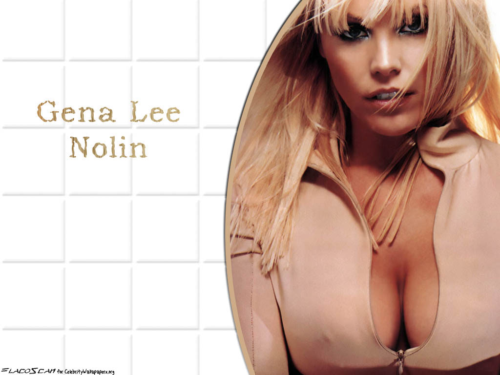 Gena Lee Nolin - Photo Gallery