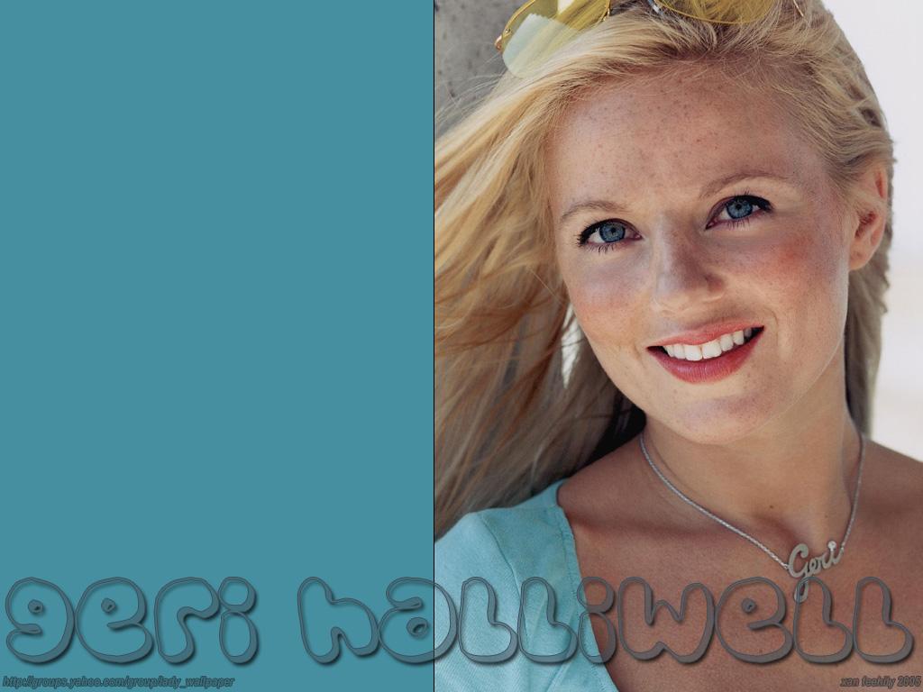 Geri Halliwell - HD Wallpapers