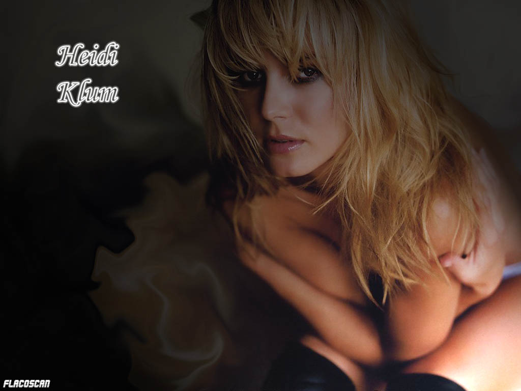 Heidi Klum - Wallpaper Actress