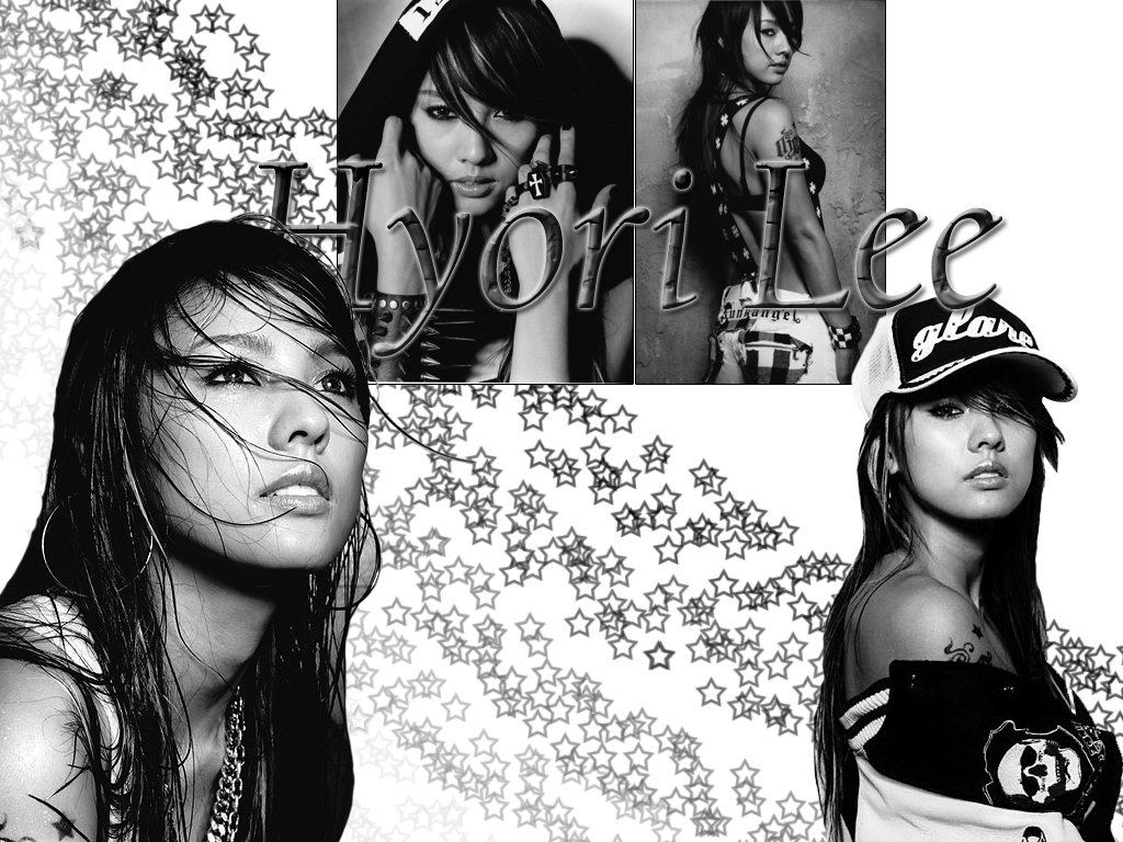 Lee Hyori - Wallpaper Actress