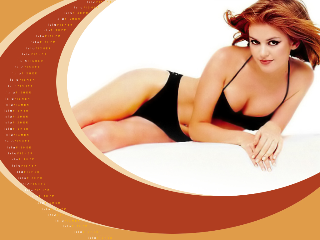 Celebrity wallpapers / Isla fisher wallpapers / Isla fisher wallpapers (9606