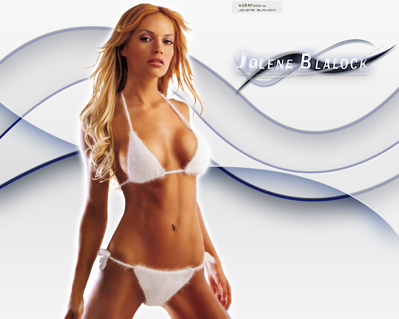 Jolene Blalock - Wallpaper