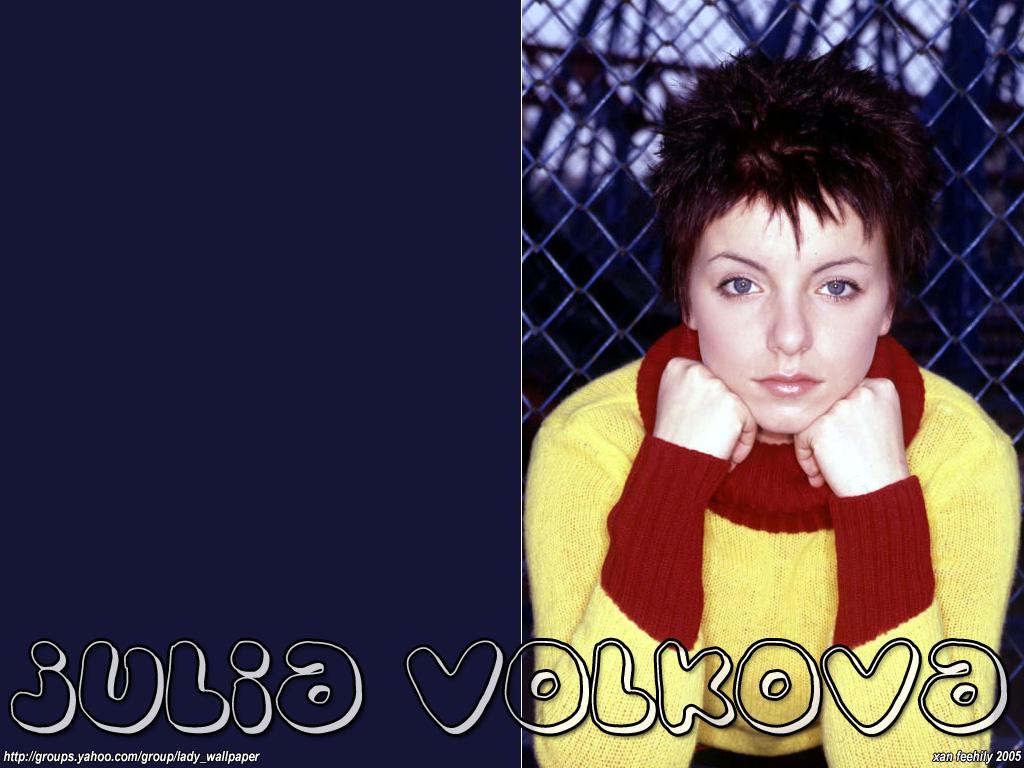 julia volkova: