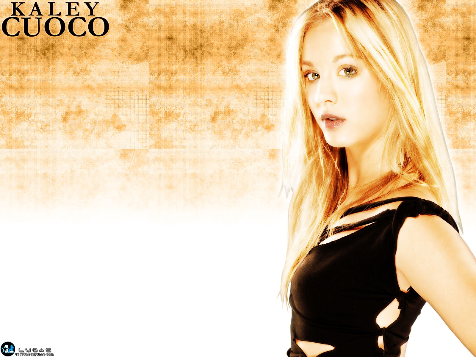 kaley cuoco wallpapers