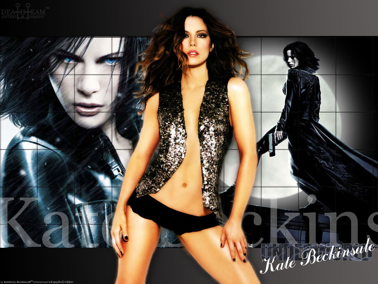 Kate Beckinsale - Wallpaper Hot
