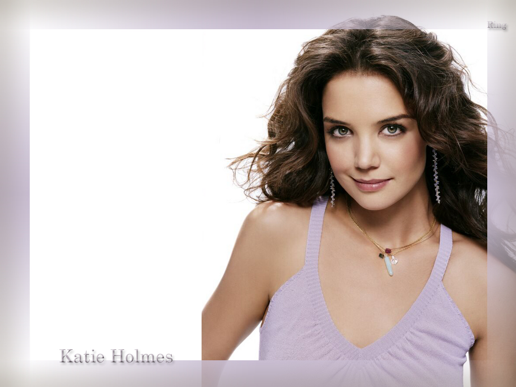 Katie Holmes - Actress Wallpapers