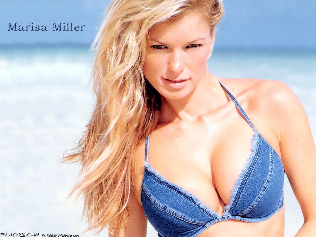 Marisa Miller - Wallpaper Hot