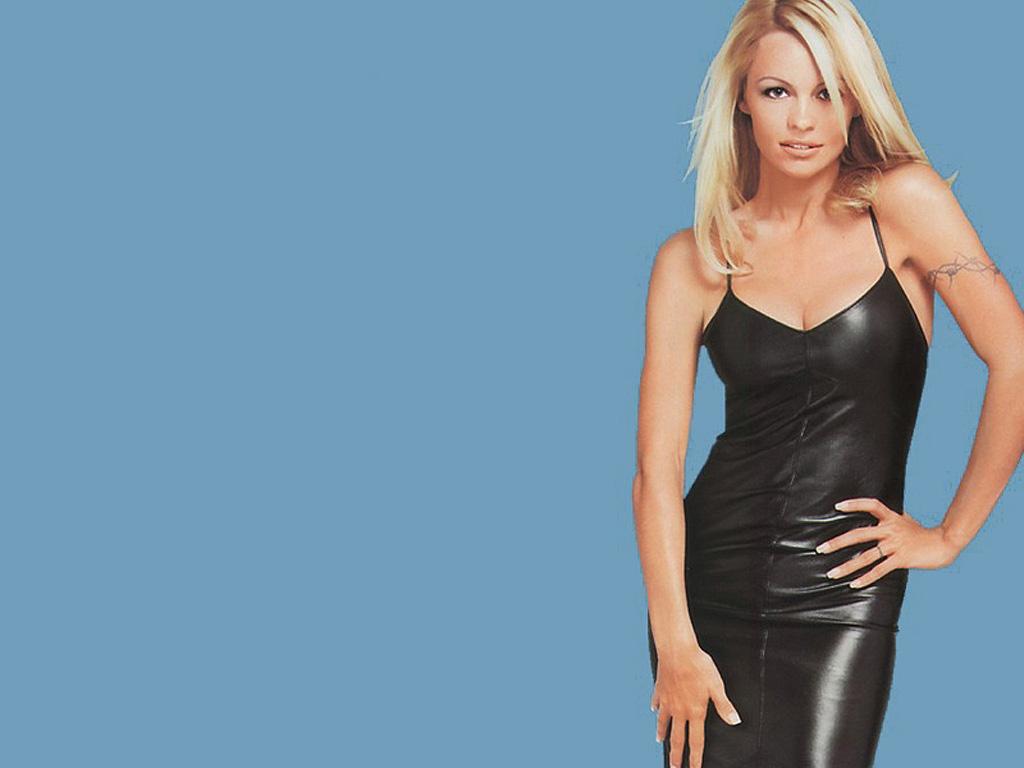 Pamela Anderson Desnuda | apexwallpapers.com