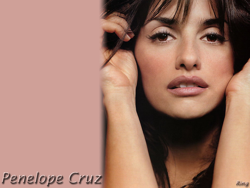 Penelope Cruz - Wallpaper Actress