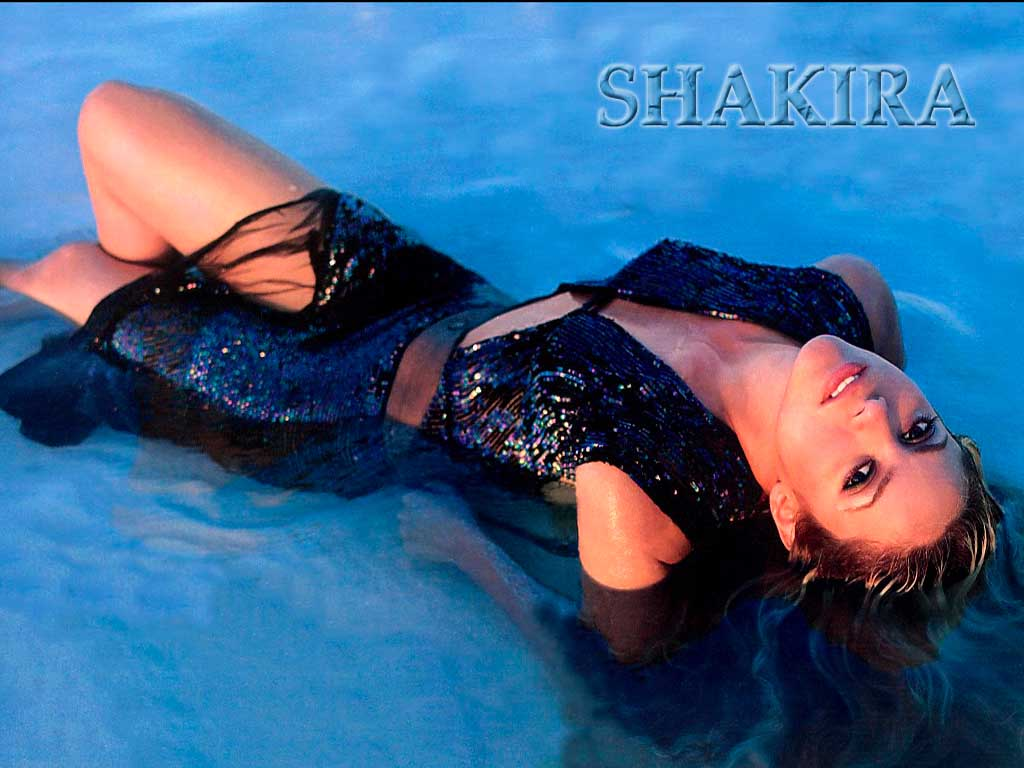 Celebrity wallpapers / Shakira wallpapers / Shakira wallpapers (14376)