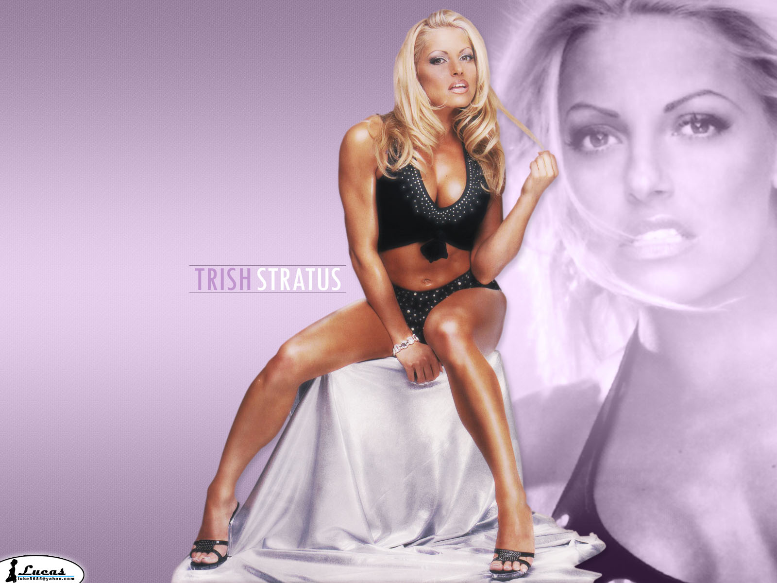 Trish Stratus - Images Gallery. Trish Stratus - Picture Actress
