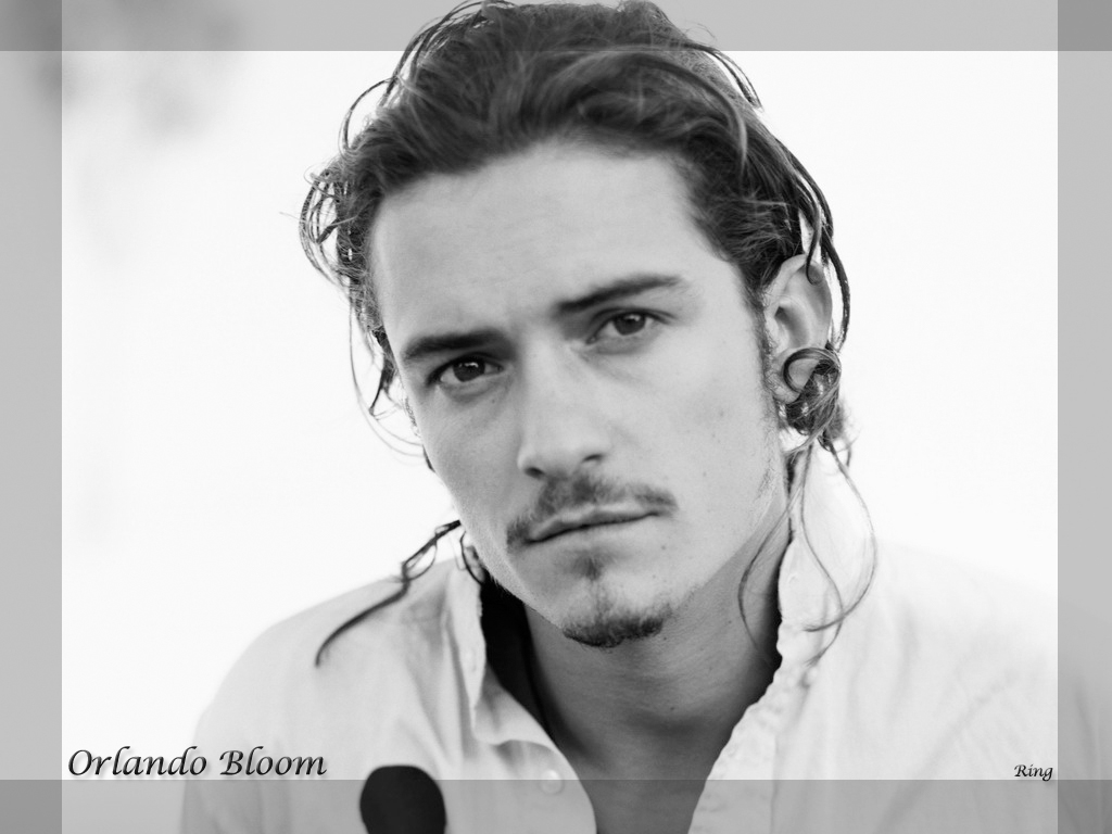 Orlando Bloom - Wallpaper Actress