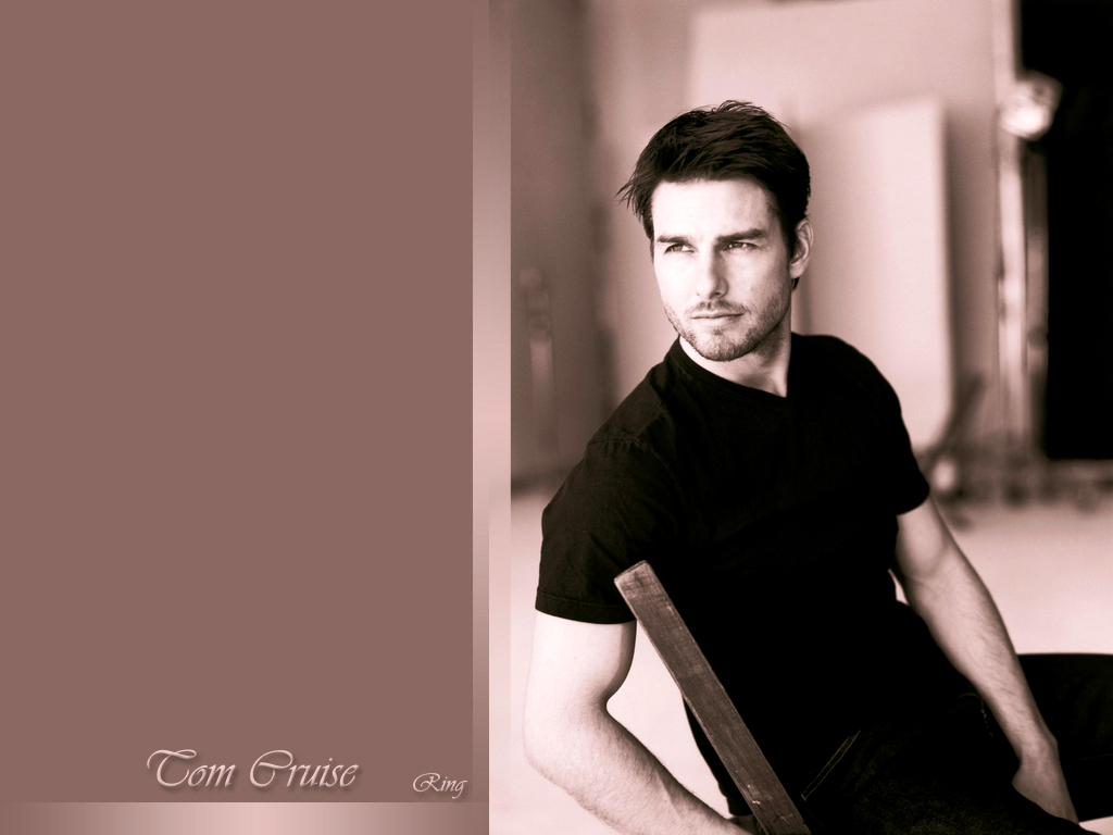 Tom Cruise - Wallpaper Colection