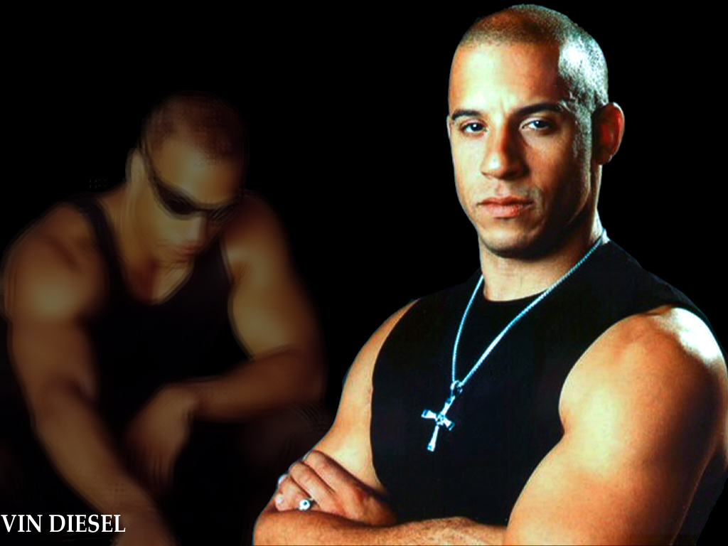 Vin Diesel - Wallpaper Colection